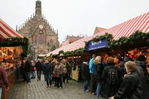 Nuremberg, Germany christmas-market