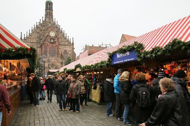 Nuremberg, Germany christmas-market