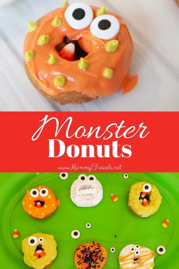 How to Make Monster Donuts