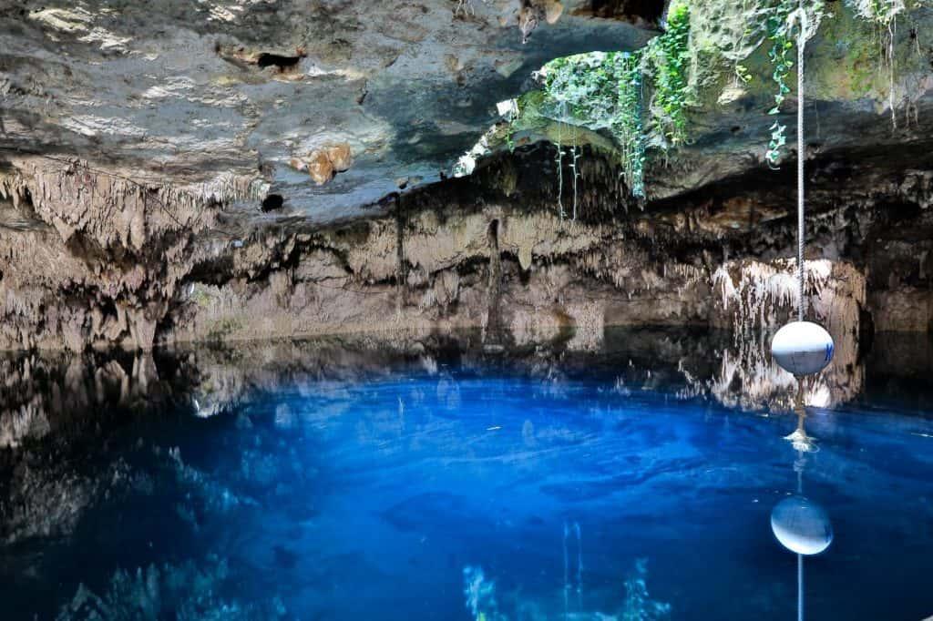 Cenote Kin-Ha