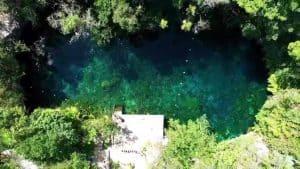 Cenote Piraña