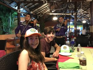 Casa Mission Restaurant in Cozumel
