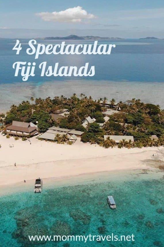 4 Spectacular Fiji Island Getaways