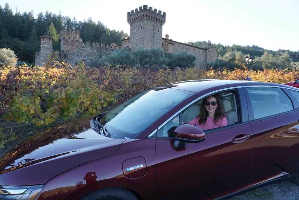 Castello di Amorosa: Calistoga