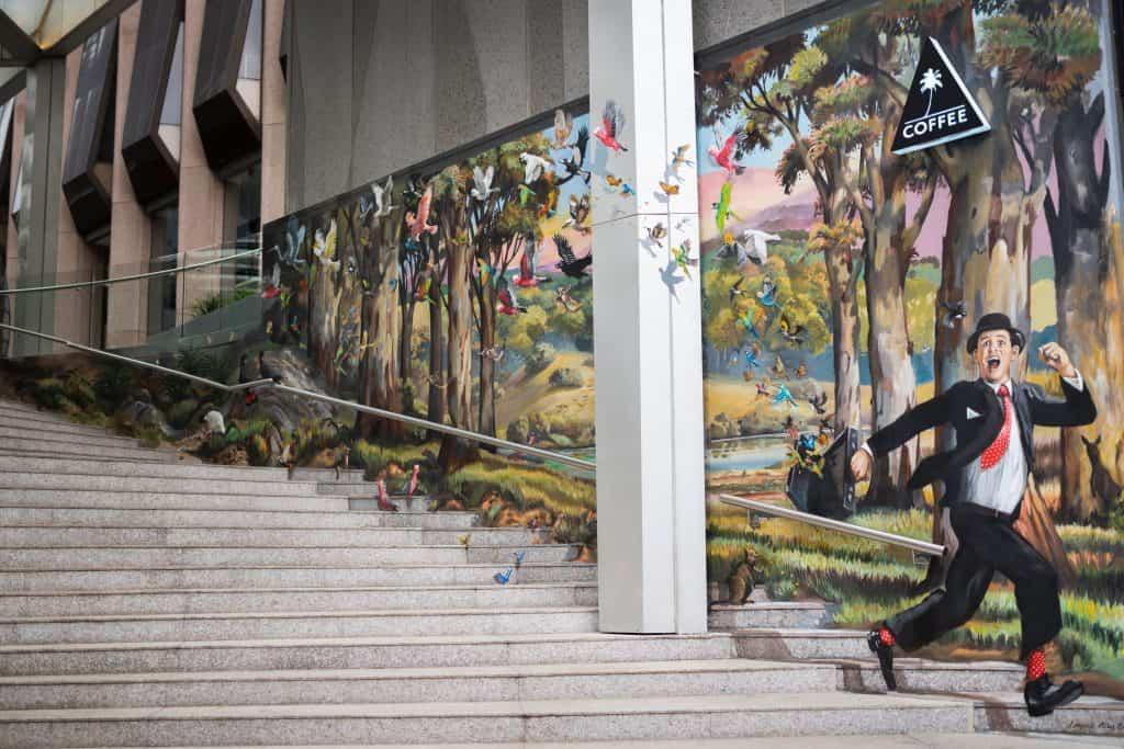 Street Art in Perth, Australia