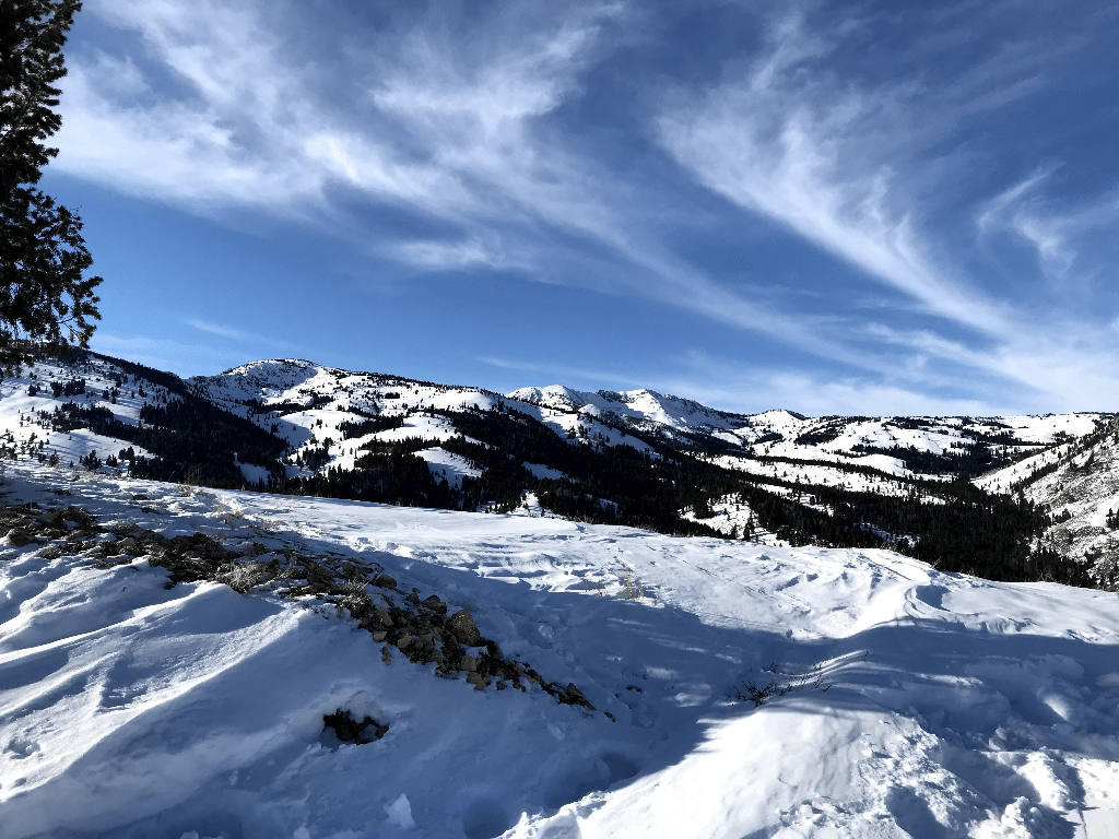 Cat Skiing at Soldier Mountain