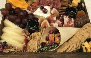 Fall Time Charcuterie Board