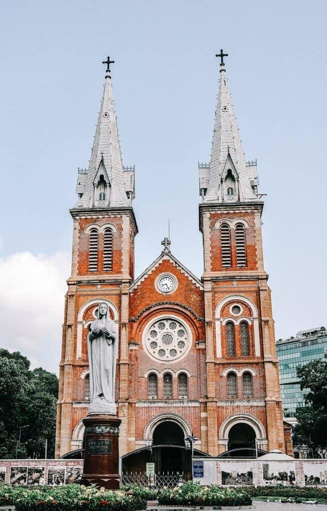 Notre Dame Cathedral Basilica of Saigon
