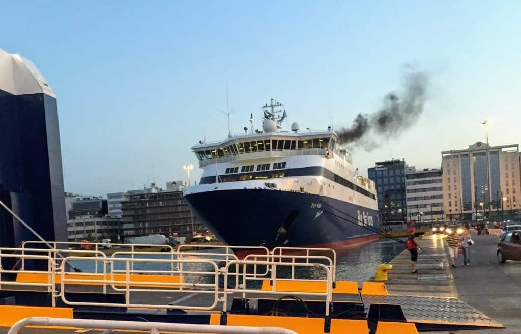 Piraeus, Athens's port