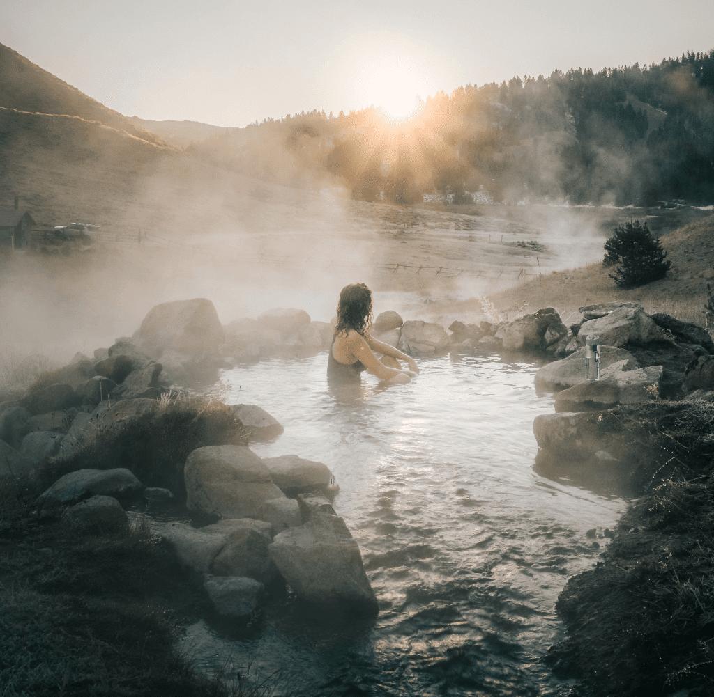 Worswick Hot Springs