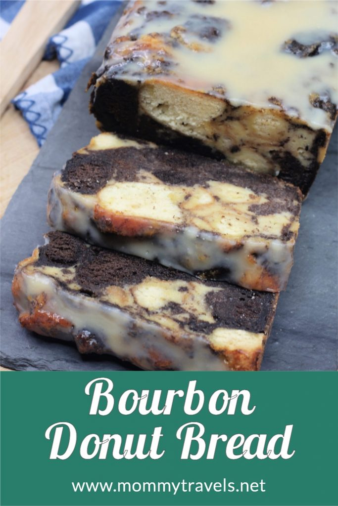 Bourbon Donut Bread Recipe