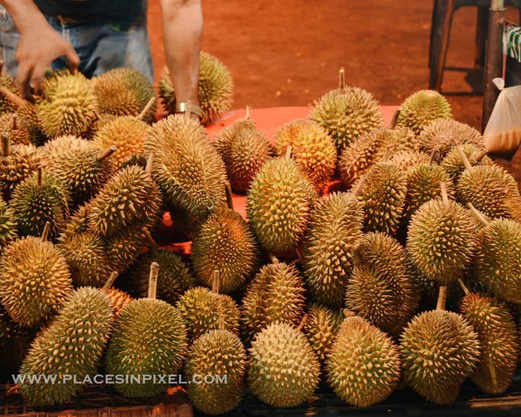 Durian – Langkawi's most unique fruit