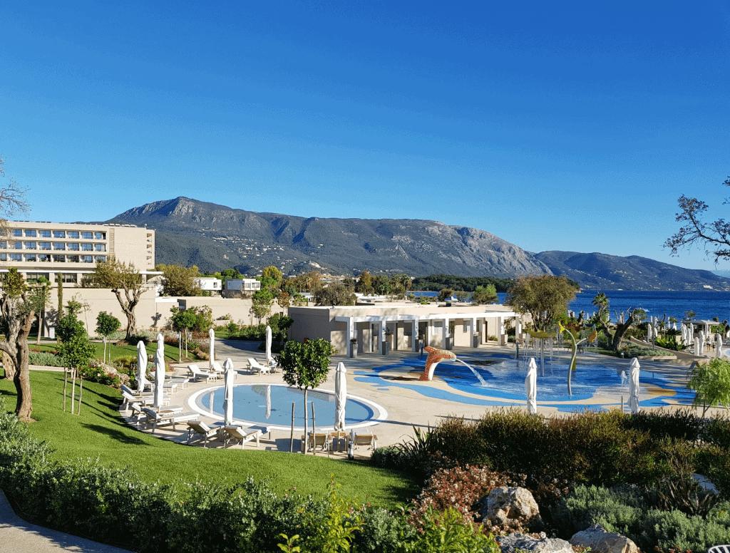 Ikos Dassia, Corfu, Greece