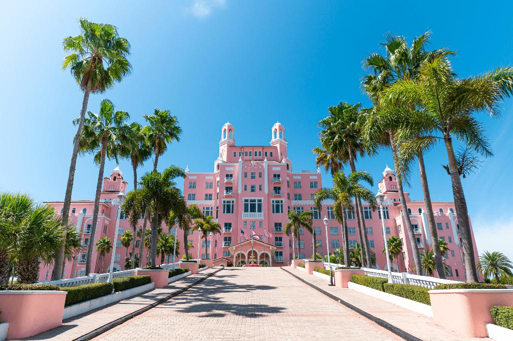 The Don Cesar - St. Pete Beach, FL