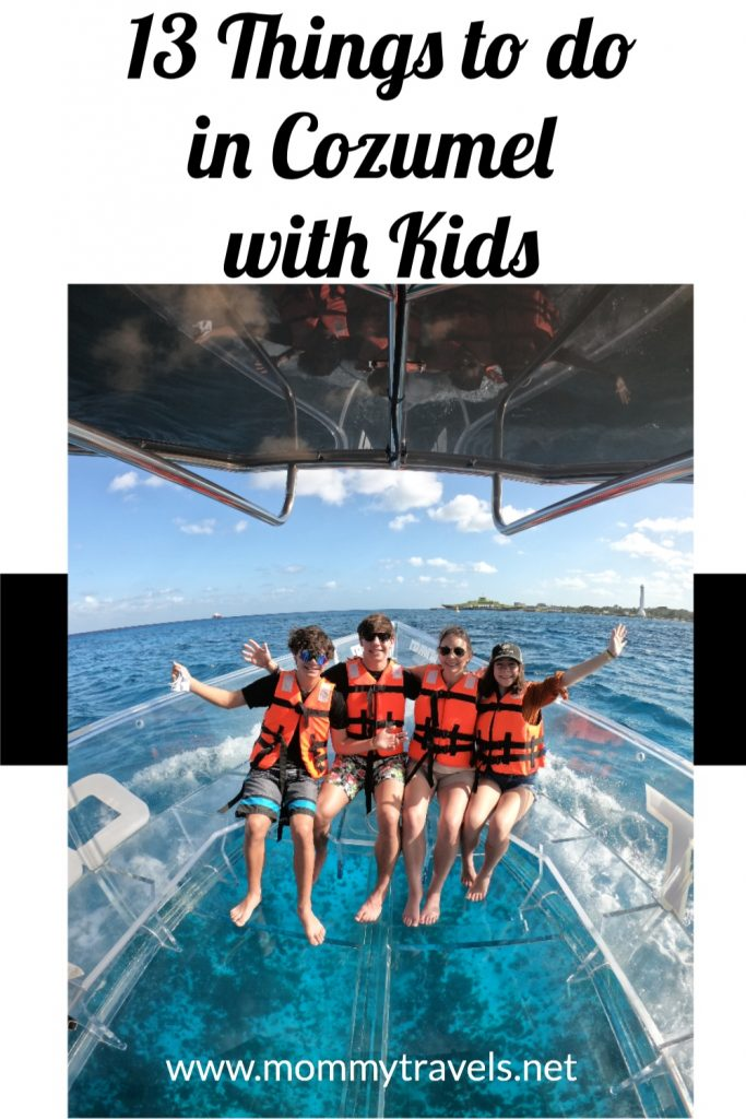 13-Things-to-do-in-Cozumel with kids