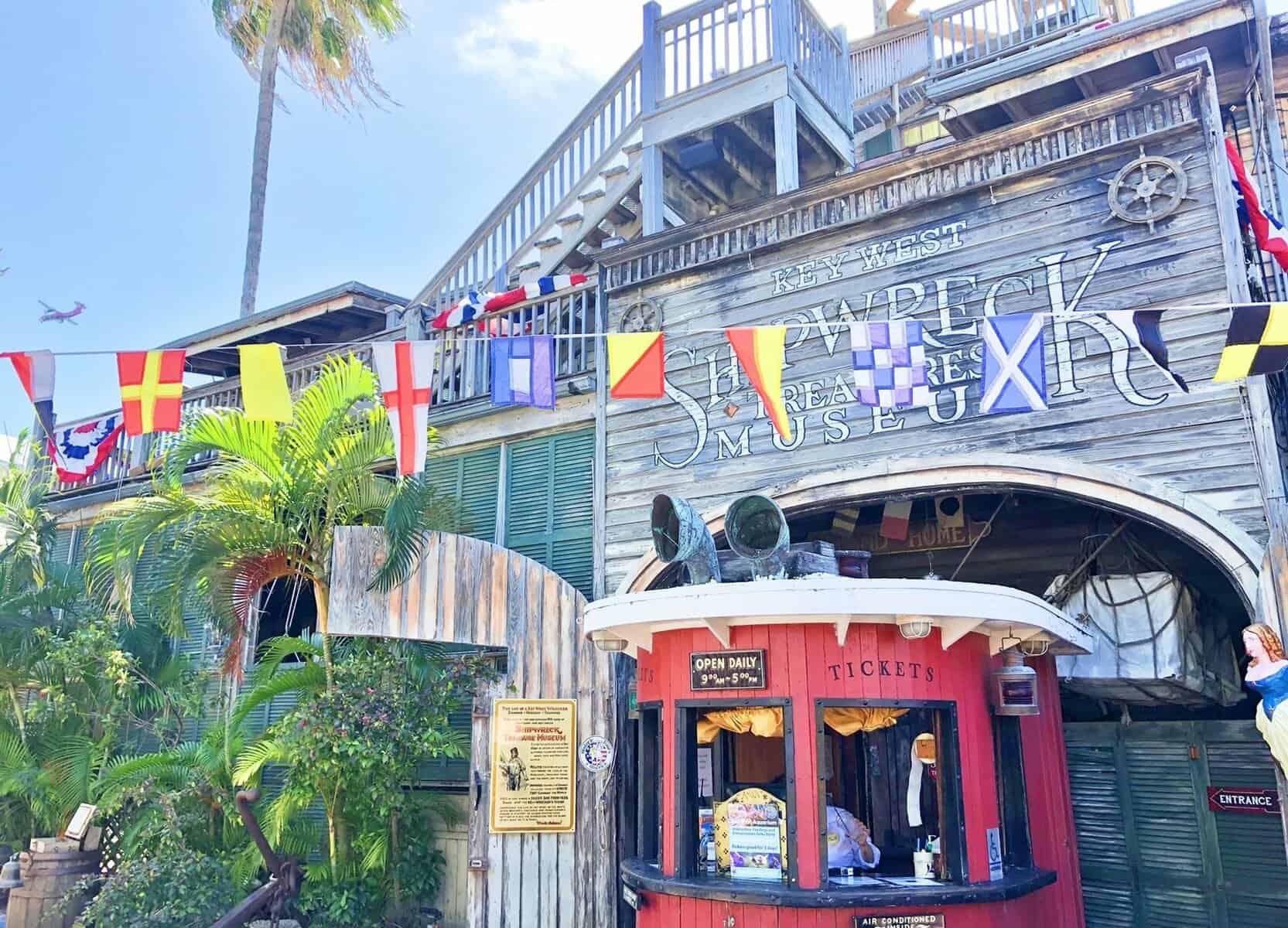 Shipwreck Treasure Museum in Key West