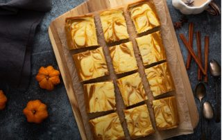 Sweet Potato Cream Cheese Bars Recipe