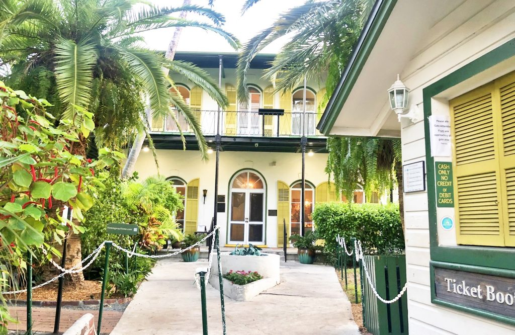 Ernest Hemingway's Home and Museum in Key West