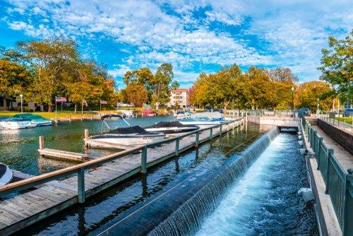 White River Lake Geneva