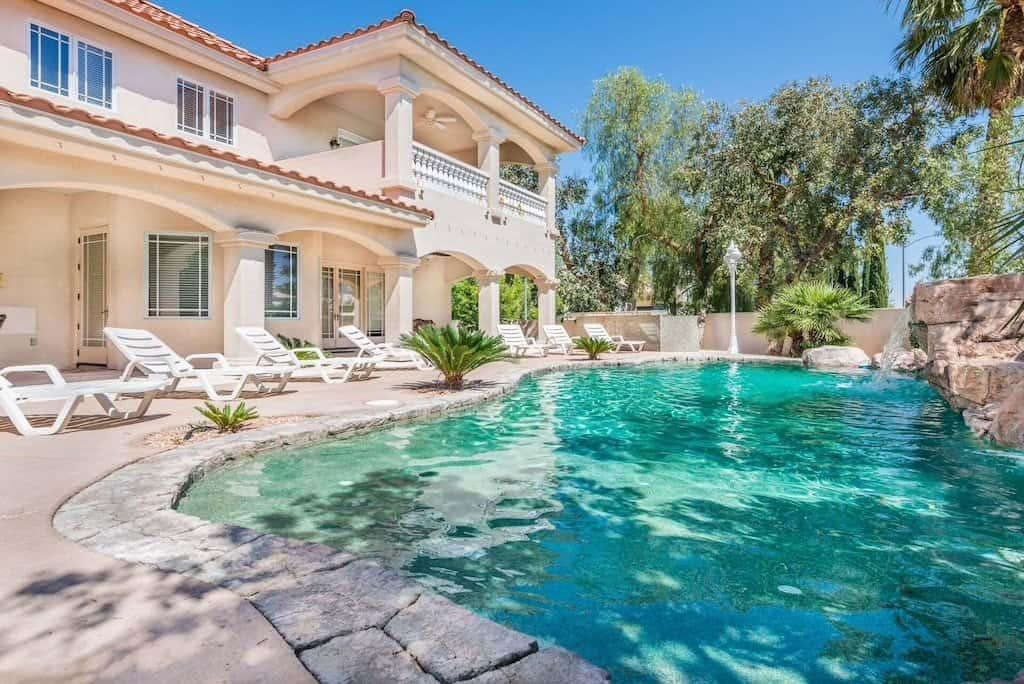 Best vacation homes in Las Vegas
