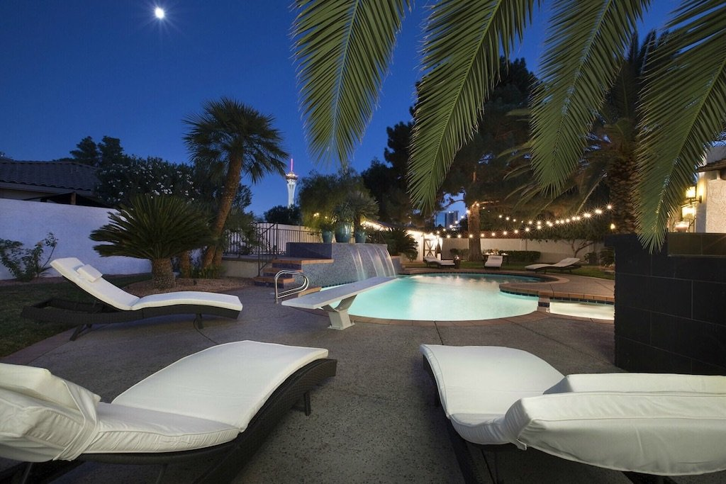 Scotch Eighty vacation home rental Las Vegas
