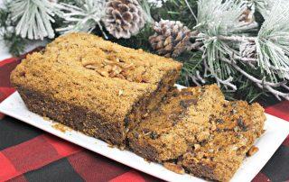 Spiced Pecan Crumble Bread Recipe