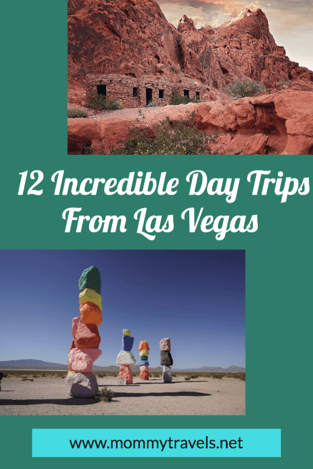12 Incredible Day Trips From Las Vegas