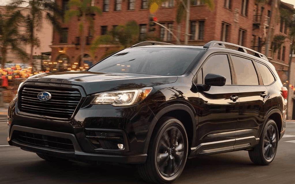 2022 Subaru Ascent