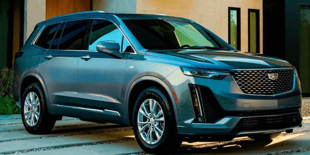 Cadillac XT6 a luxury minivan alternative