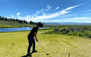 traveling with golf clubs