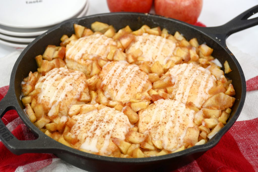 Apple Biscuit Skillet Recipe