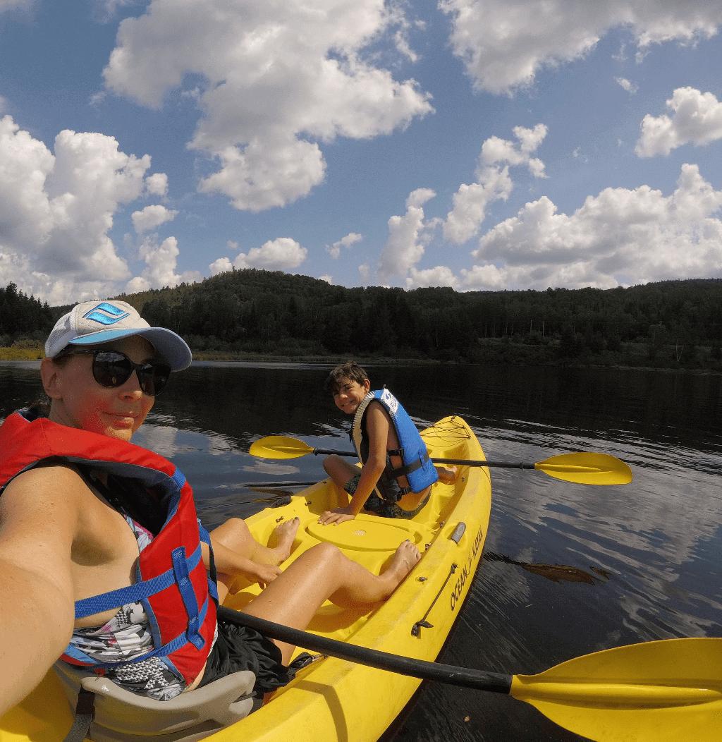 Best Lightweight Kayaks for Families